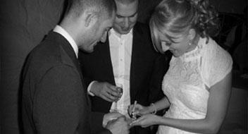 Wedding magician Birmingham Photo